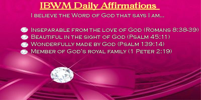 IBWM Daily Affirmations copy
