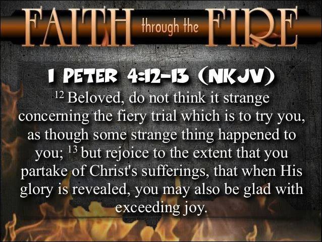 Keep your Fire for God