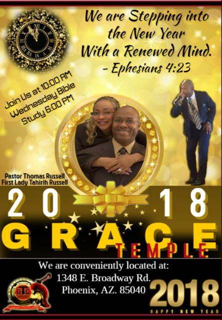 Ministry Event Flyer Request Form – Apostolic Grace Temple Church