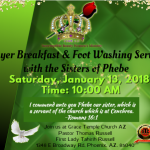 Prayer Breakfast Foot Washing Final2