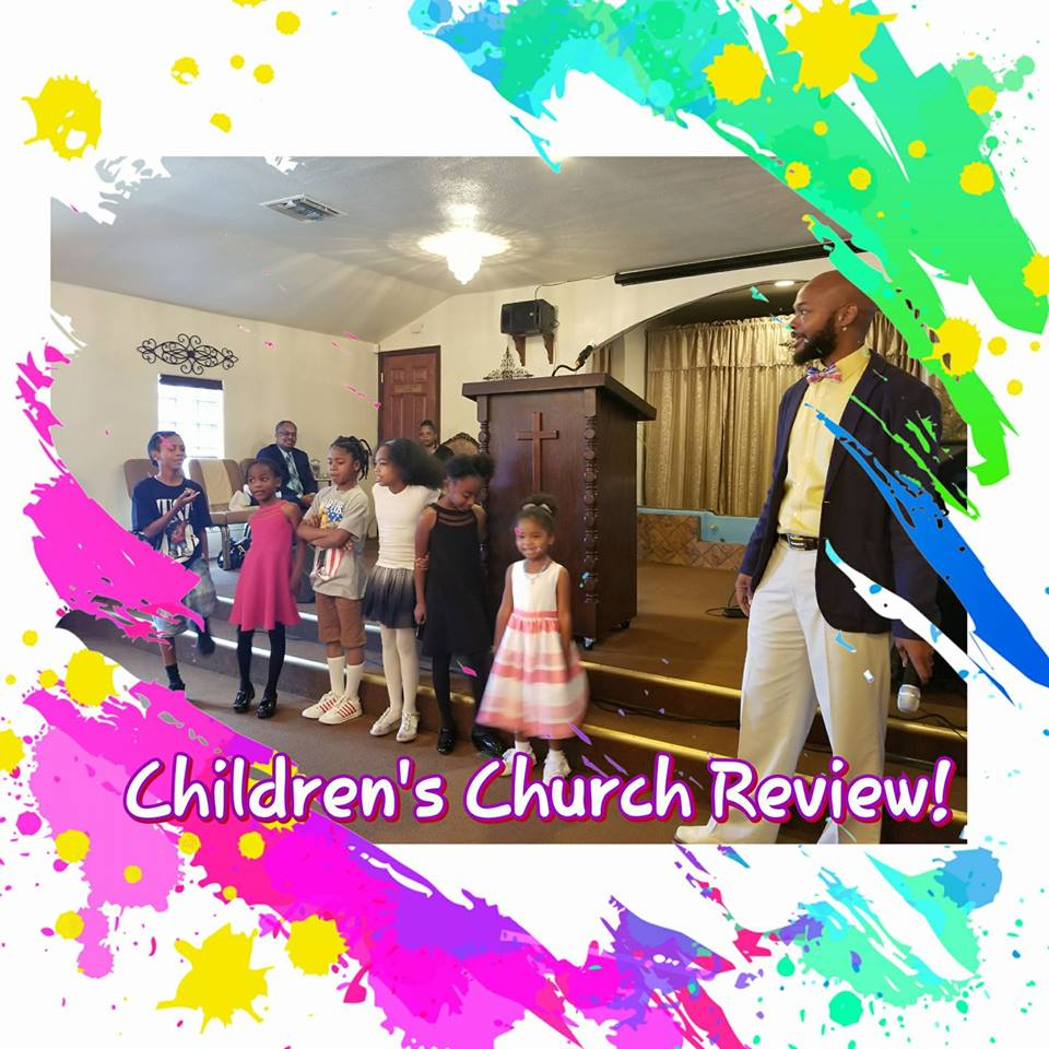 childrens church review