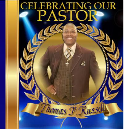 Celebrating Pastor