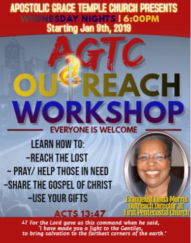 Outreach Workshop