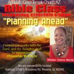 Bible Class 2-20-2019