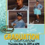 Mariah Graduation Annoucement