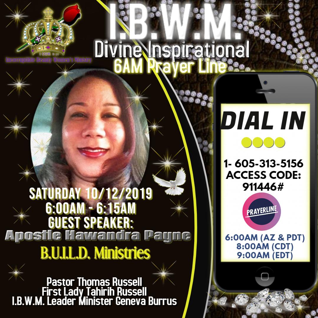I.BW.M. October 2019