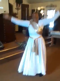 Shana Praise dance