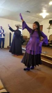 Shana Watts Praise Dance