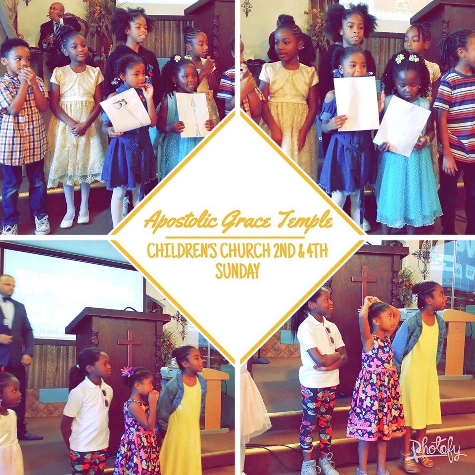 Childrens Church Pic